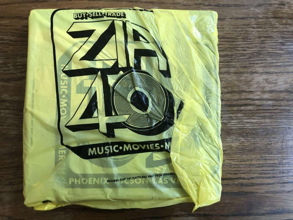 Here's What Albums We Found in Our Zia Records Mystery Bag