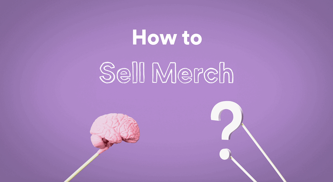 How to Sell Merch – News – Spotify for Artists