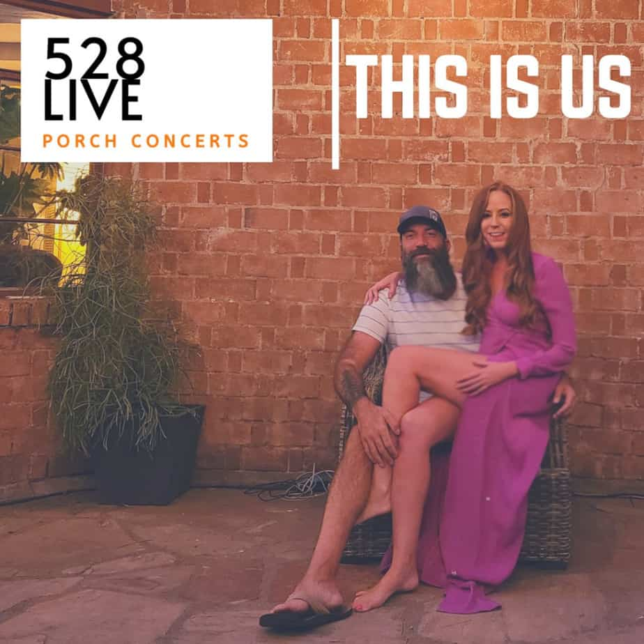 528 Live in Central Phoenix Hosts Outdoor Concerts on a House Porch