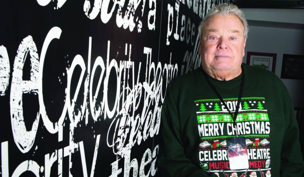 Celebrity Theatre Owner Rich Hazelwood Has Died