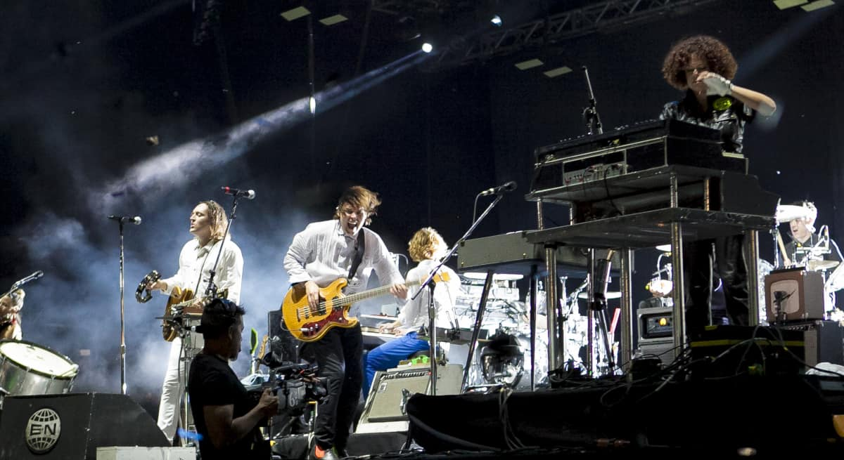 Arcade Fire Releases a 45-Minute Song for the Headspace Meditation App