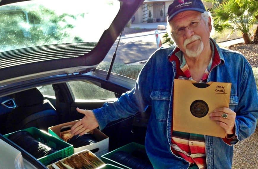 Johnny D's Record Sales Are About More Than Buying Vinyl