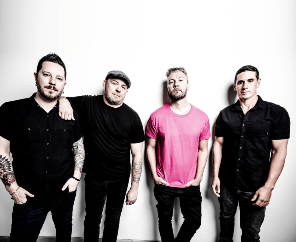 Authority Zero Is Back With a New EP and a New Member