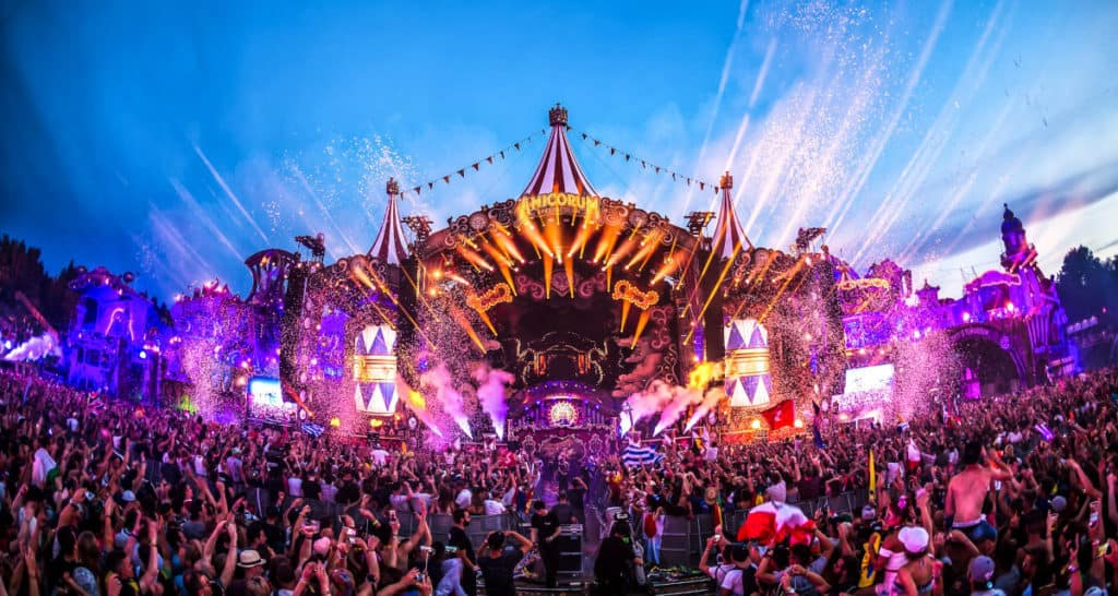 Tomorrowland Launches Label, Inks Partnership With Universal Music